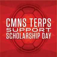 CMNS Terps Support Scholarship Day