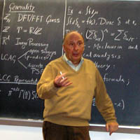 Mathematics Professor John Benedetto Named Fellow of the