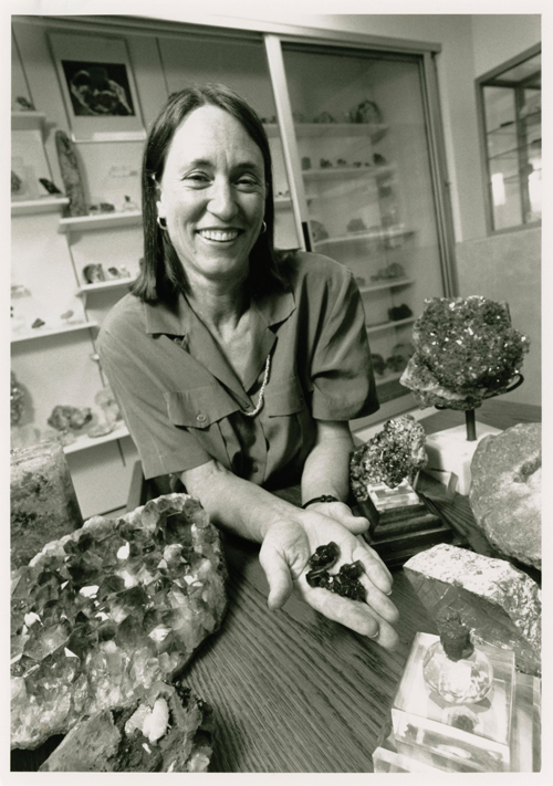 Ann Wylie. Credit: John T. Consoli, courtesy of University of Maryland Archives