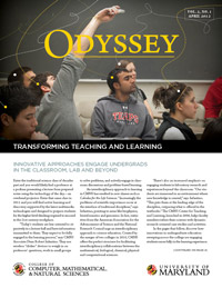 Odyssey April 2012 cover