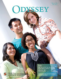 Odyssey Oct 2012 cover