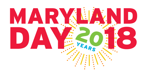 Maryland Day 2018 logo